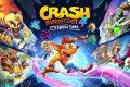 Crash Bandicoot 4:  Un misterioso logo sembrerebbe confermare Crash 5 o uno Spin-off