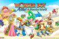 Wonder Boy - Asha in Monster World: rilasciato un nuovo trailer